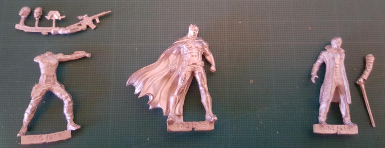 Suicide Squad Box - Ouverture en images 4-DeadshotBatmanJoker