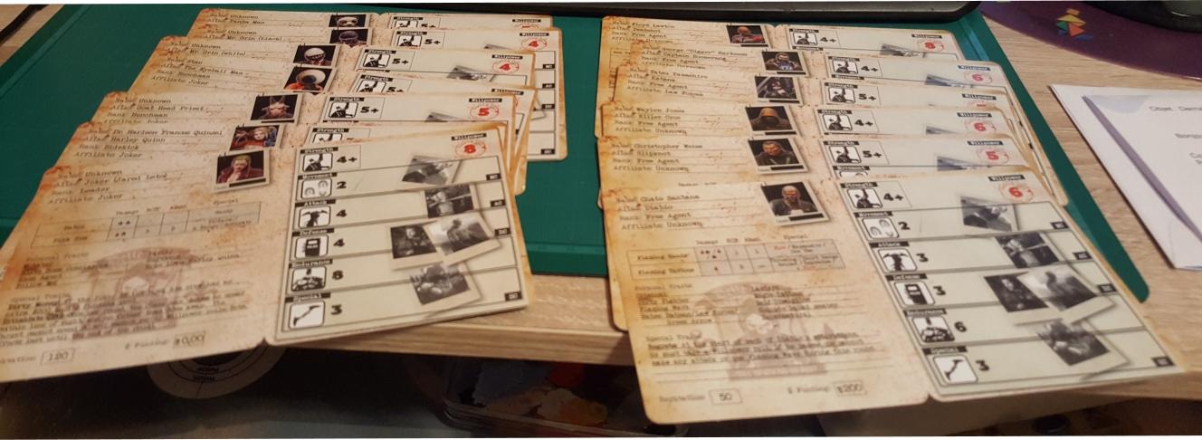 Suicide Squad Box - Ouverture en images 5-CartesRecto