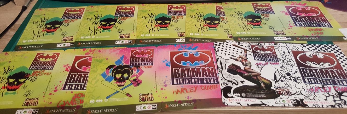 Suicide Squad Box - Ouverture en images 5-CartesVersoJoker