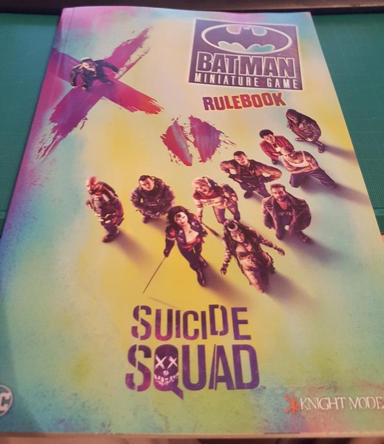 Suicide Squad Box - Ouverture en images 6-Couverture